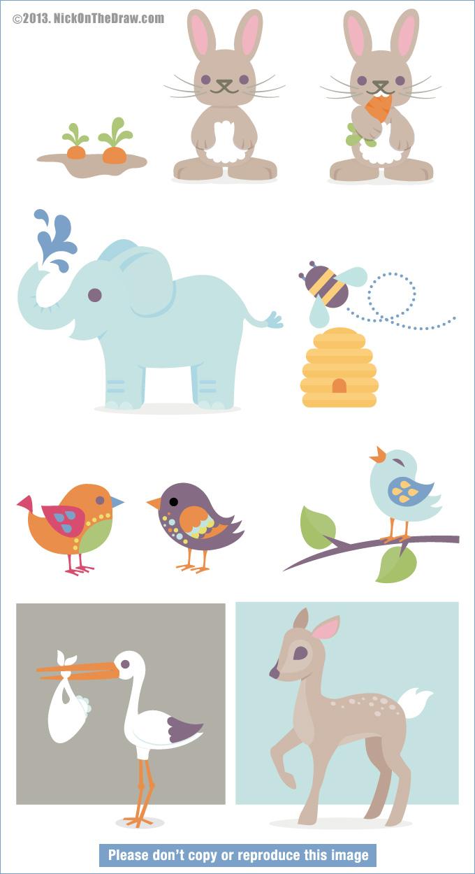 rabbit characters