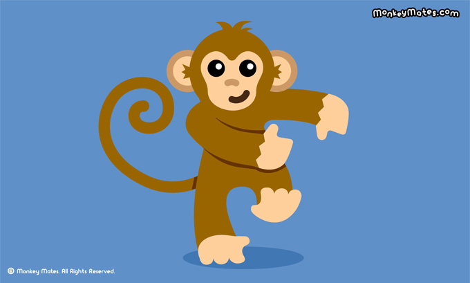 MuMu monkey marching