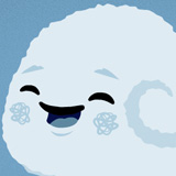 Baby Cloud animation